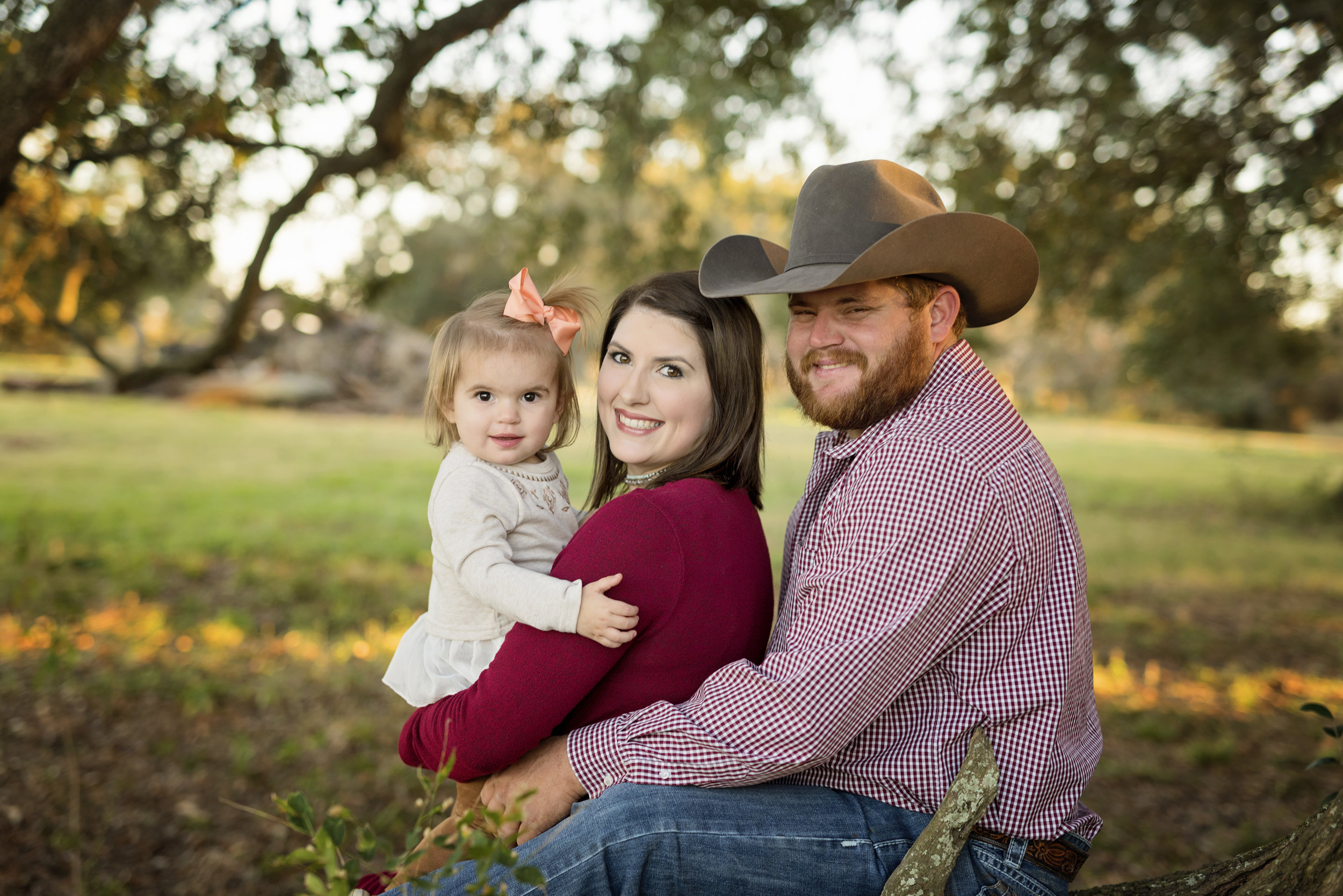 country family session