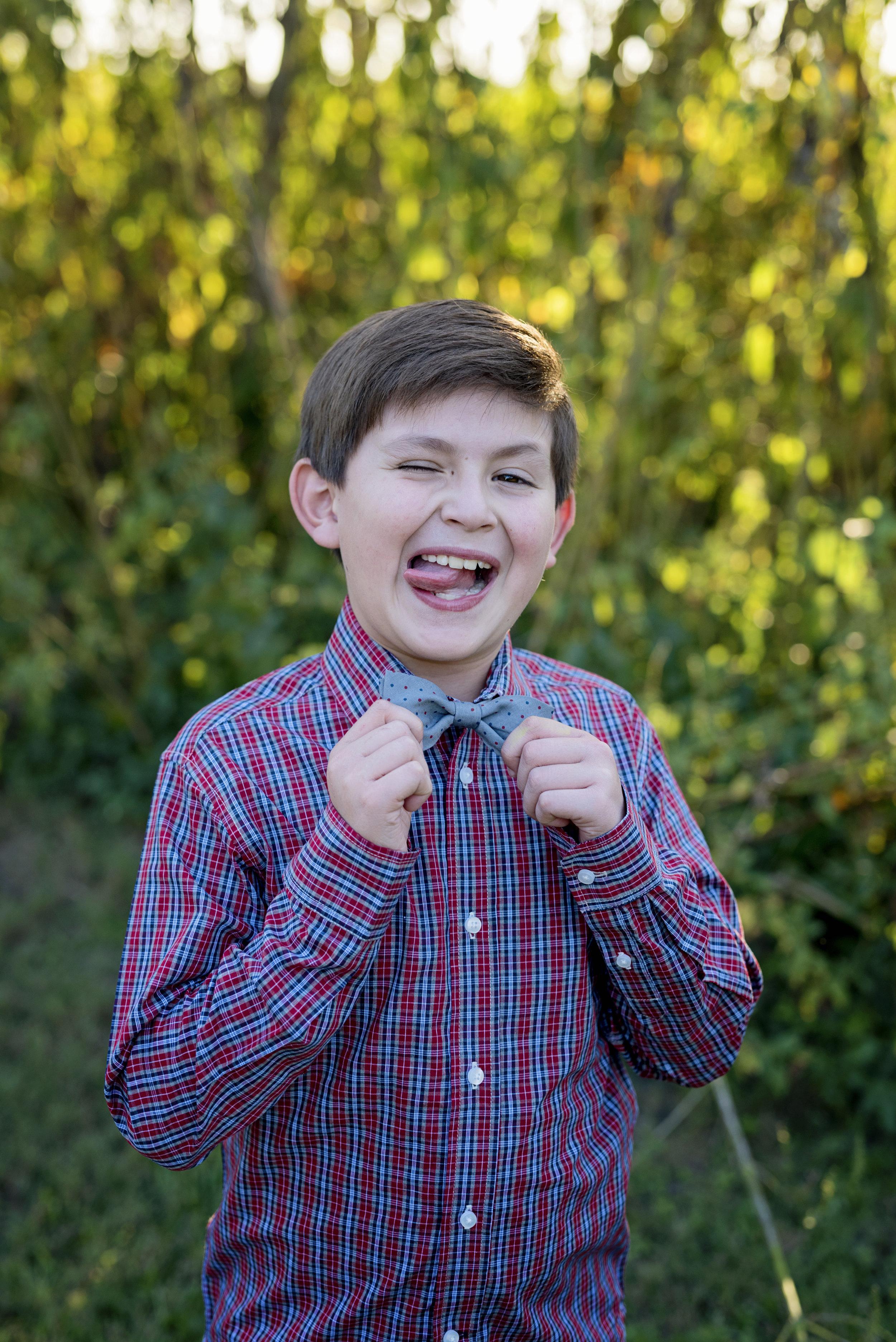 10 year old boy, bowtie photos