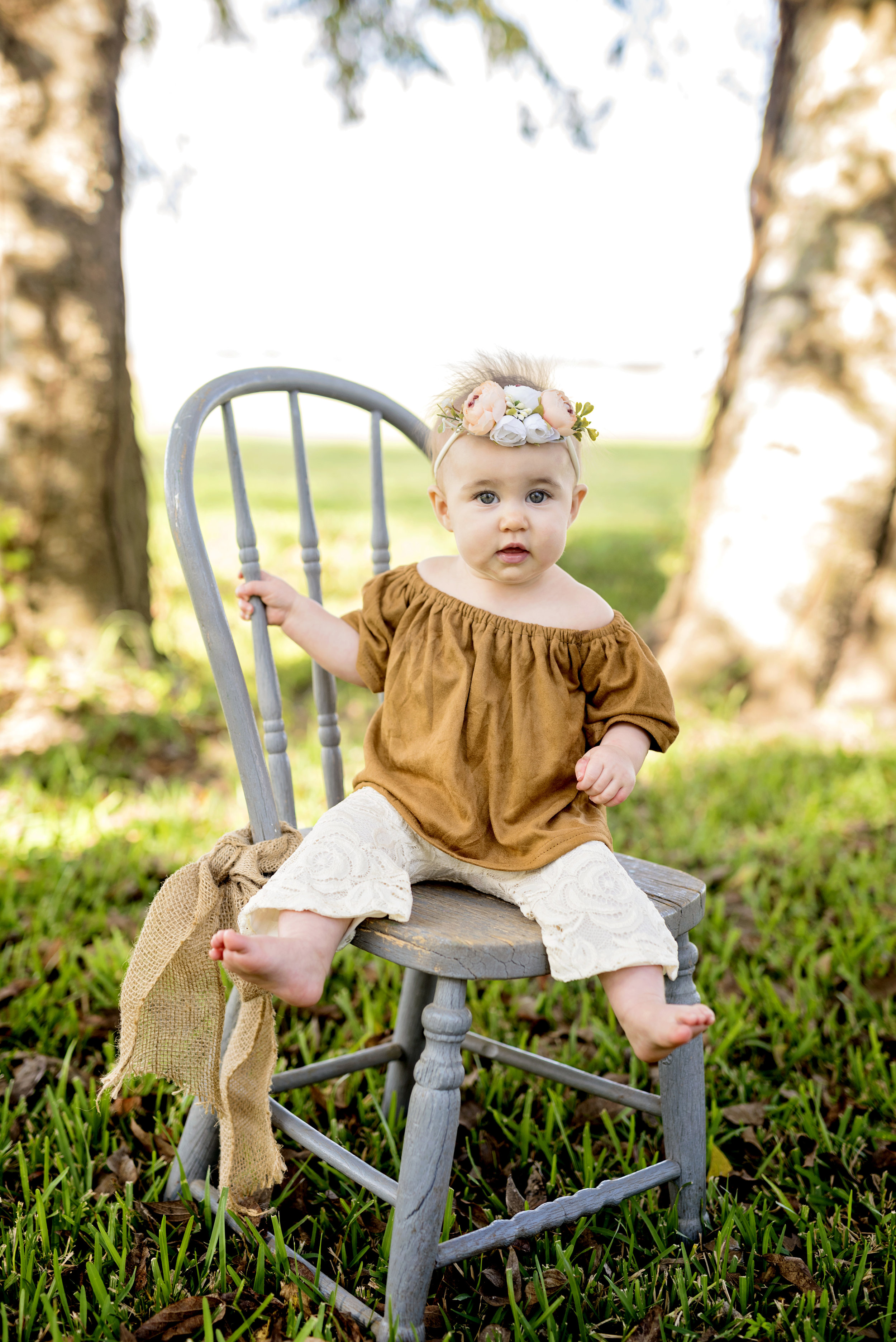 9 month old girl in seude outfit ideas