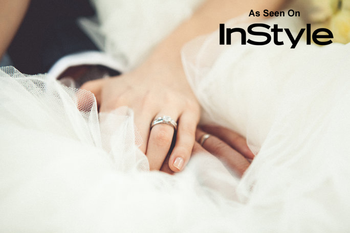 Check out my feature on   InStyle   where I give advice on new wedding traditions for the modern couple.