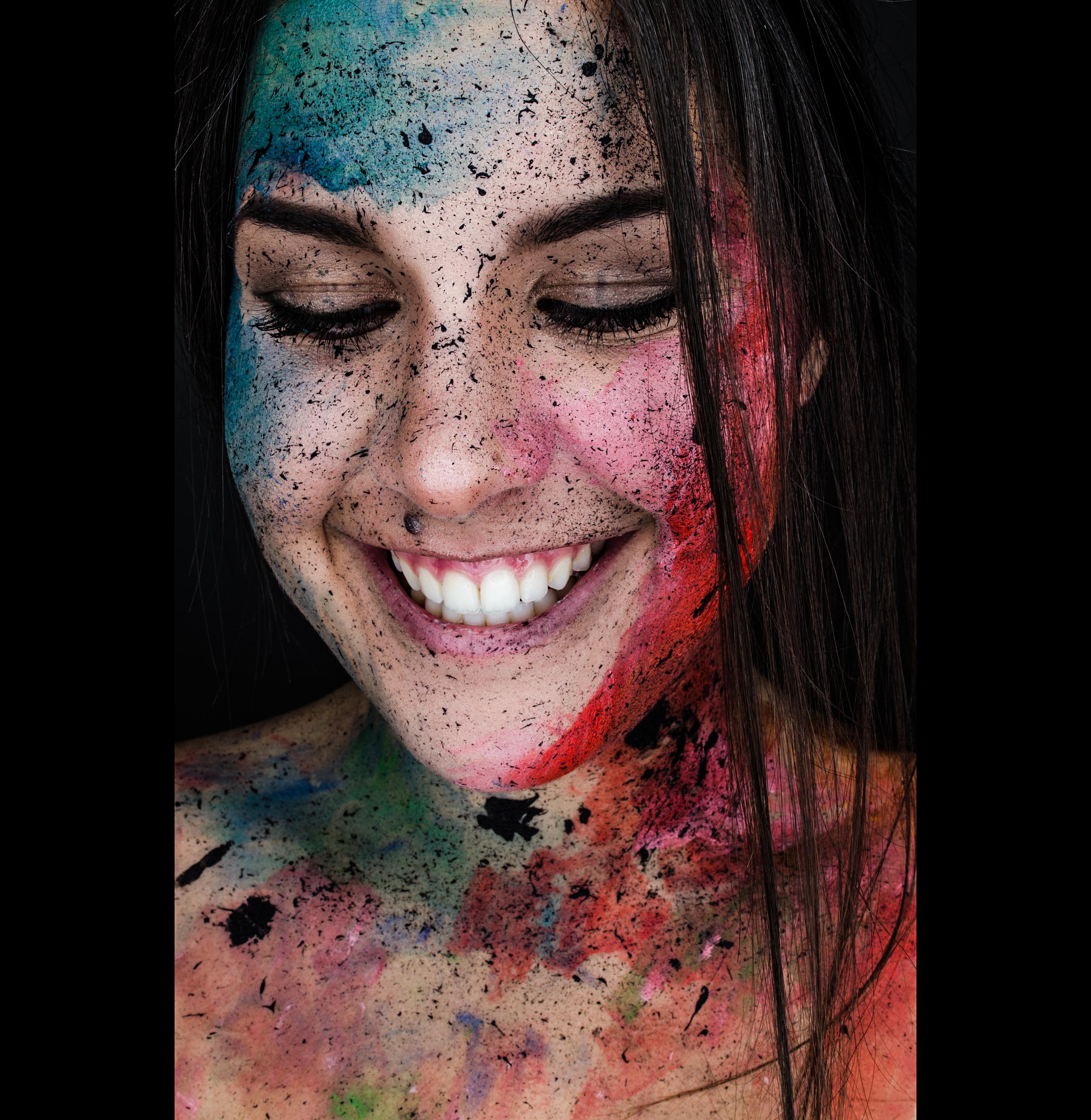 Model - Jade Johansen Make Up - MariaCoccimiglio