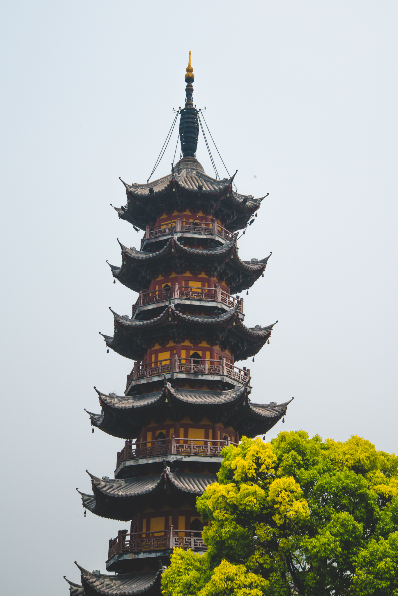 Longhua Temple, largest Buddhist temple in Shanghai