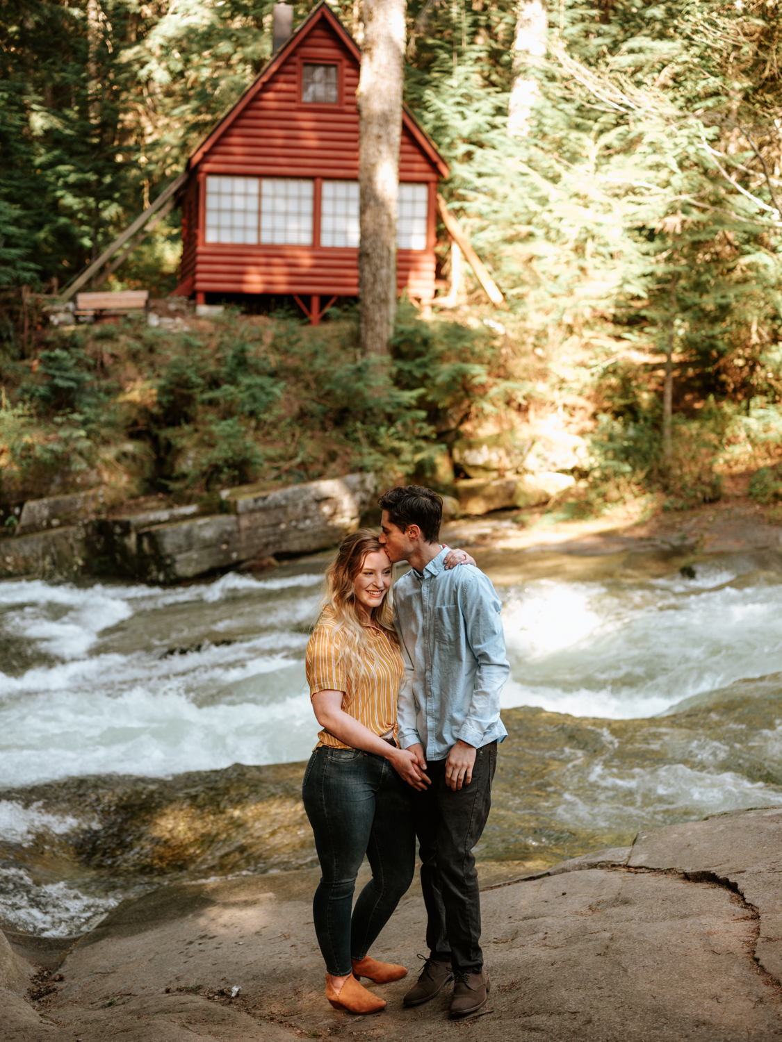 Franklin Falls Washington Engagement Session Stolen Glimpses Seattle Wedding Photographer 03.jpg