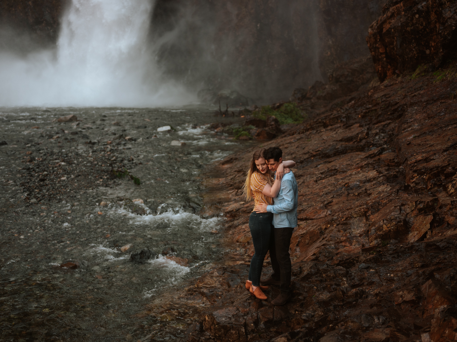 Franklin Falls Washington Engagement Session Stolen Glimpses Seattle Wedding Photographer 29.jpg