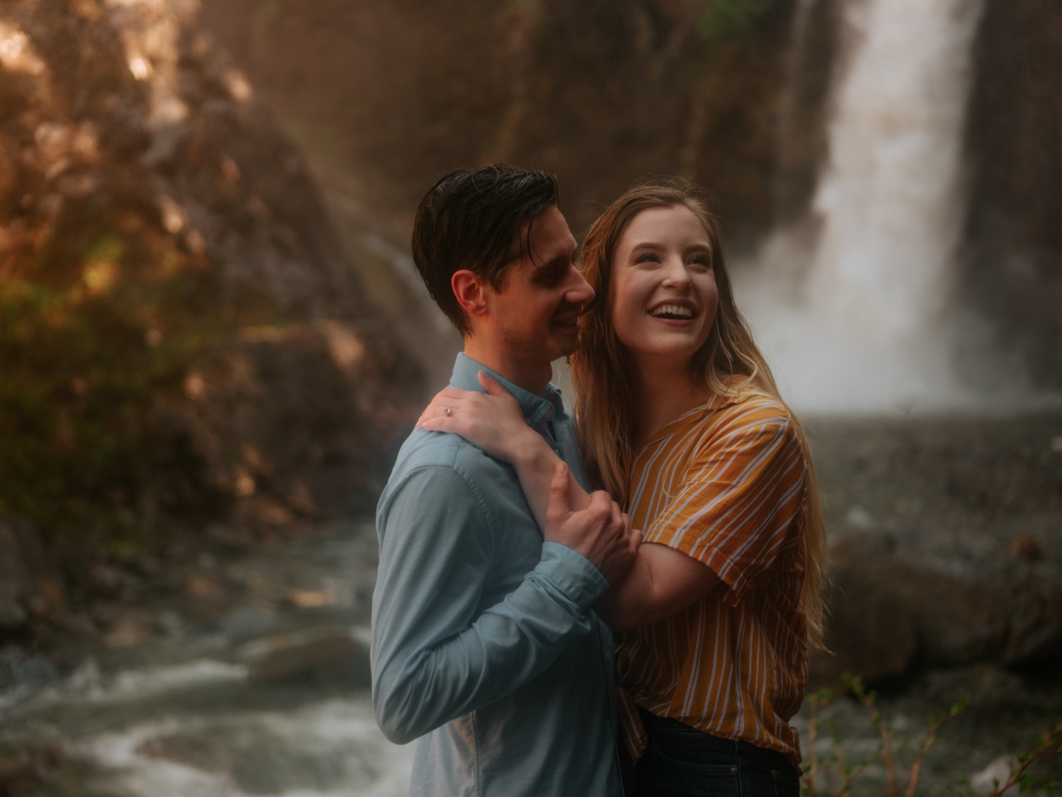 Franklin Falls Washington Engagement Session Stolen Glimpses Seattle Wedding Photographer 40.jpg