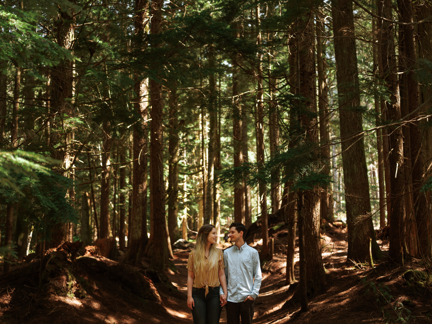 Franklin Falls Washington Engagement Session Stolen Glimpses Seattle Wedding Photographer 48.jpg