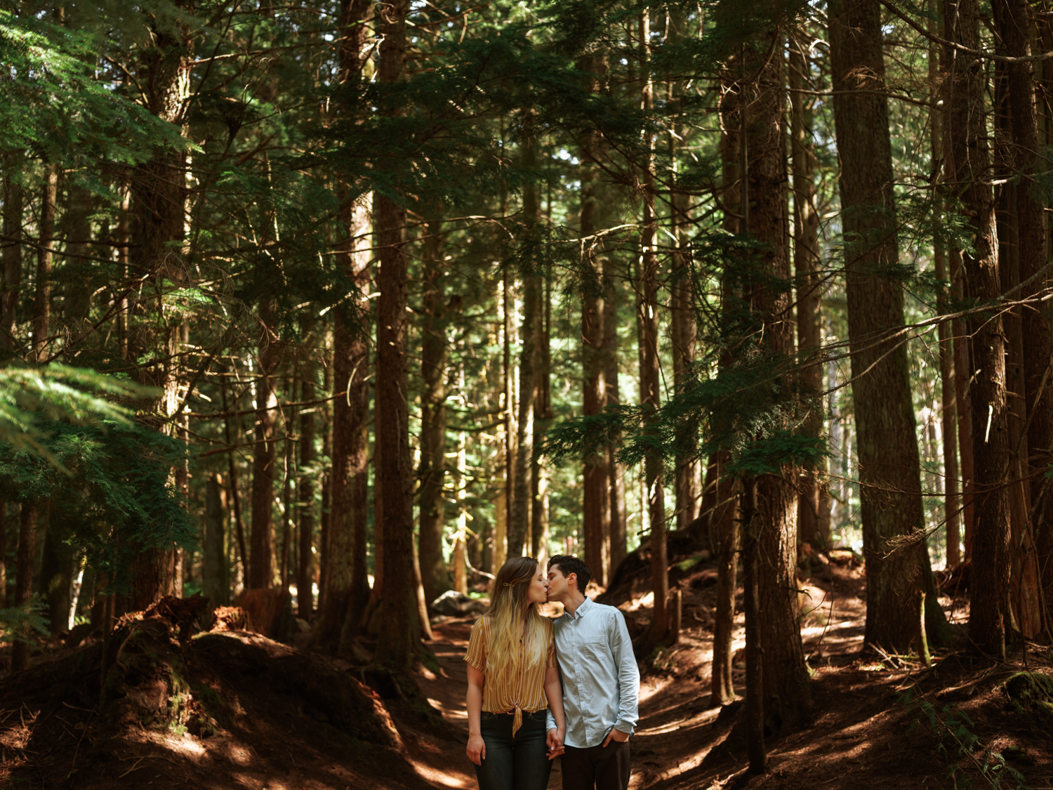 Franklin Falls Washington Engagement Session Stolen Glimpses Seattle Wedding Photographer 49.jpg