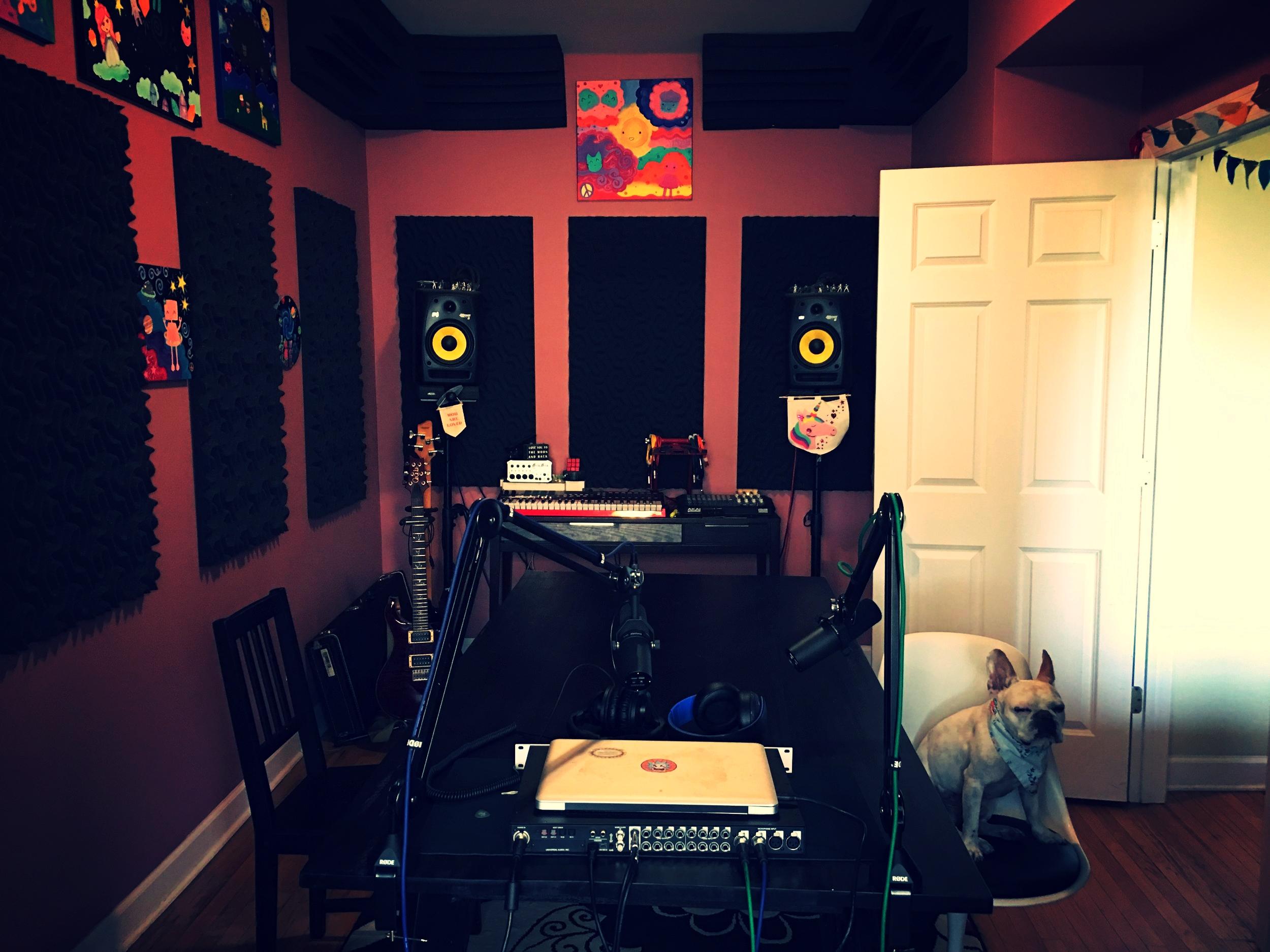 - RecordingEditingGraphicsOriginal MusicWeb HostingPublishing$ Monetization $