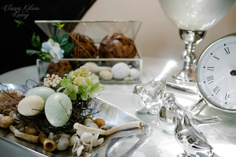 Basic pieces hall table | Classy Glam Living