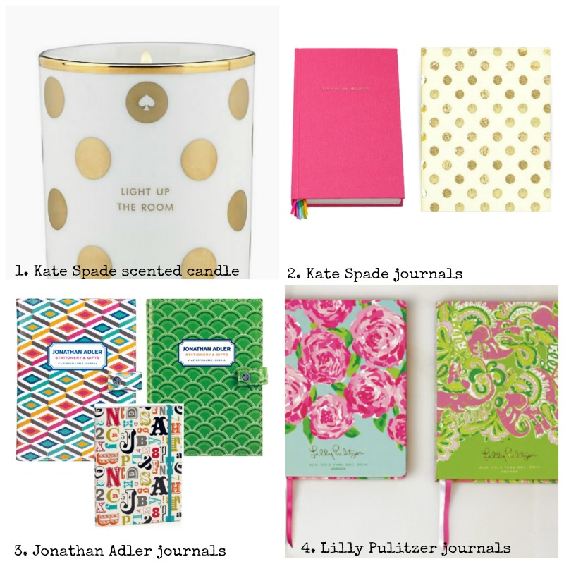 Branded journals | Classy Glam Living