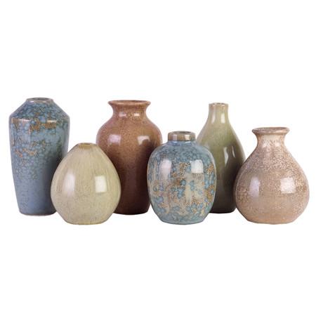 Vase Set | Shelves Styling | Classy Glam Living