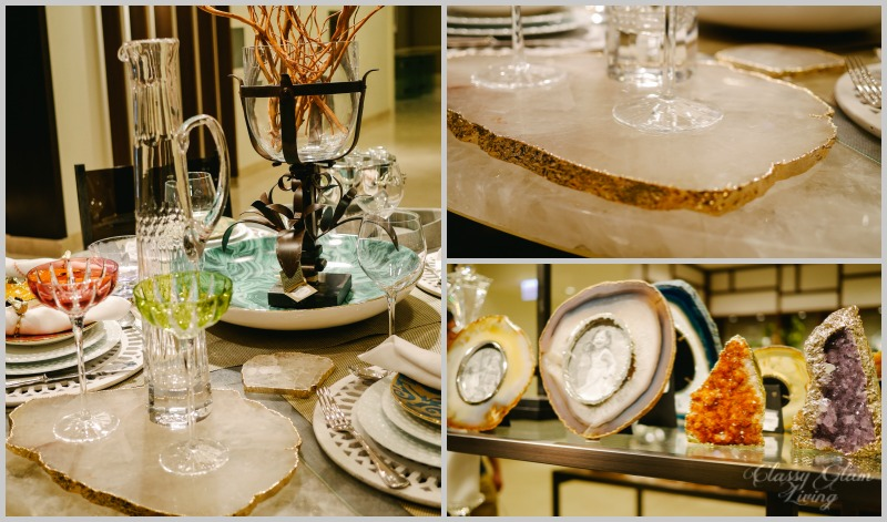 Neiman Marcus agate collection | Classy Glam Living