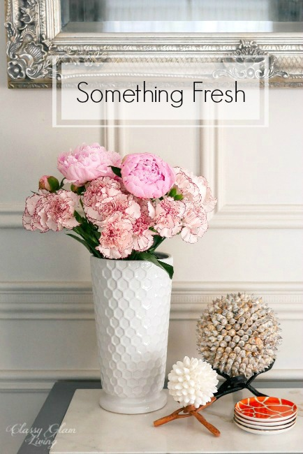 Something Fresh | House LIsting Tips | Classy Glam Living