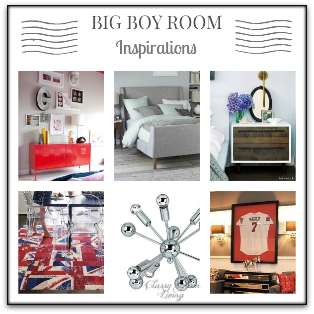 Big Boy Room Inspirations | Classy Glam Living