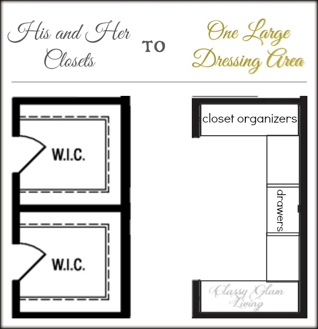 Layout Change | Dressing Room | New House | Classy Glam Living