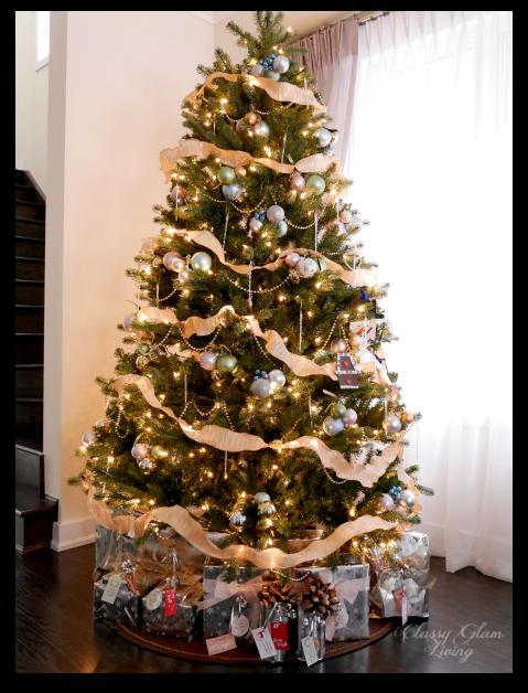 2015 Christmas Tree | Classy Glam Living