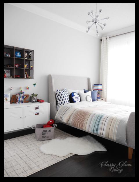 Neutral Big Boy Room Reveal   Boy's room   Kid's room   Classy Glam Living 1