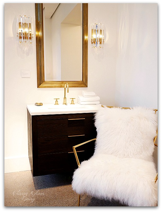 Restoration Hardware Chicago - Gallery + 3 Arts Club Cafe | Modern vanity | Classy Glam Living