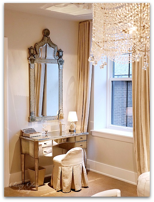 Restoration Hardware Chicago - Gallery + 3 Arts Club Cafe | Teen girl room, mirror vanity | Classy Glam Living