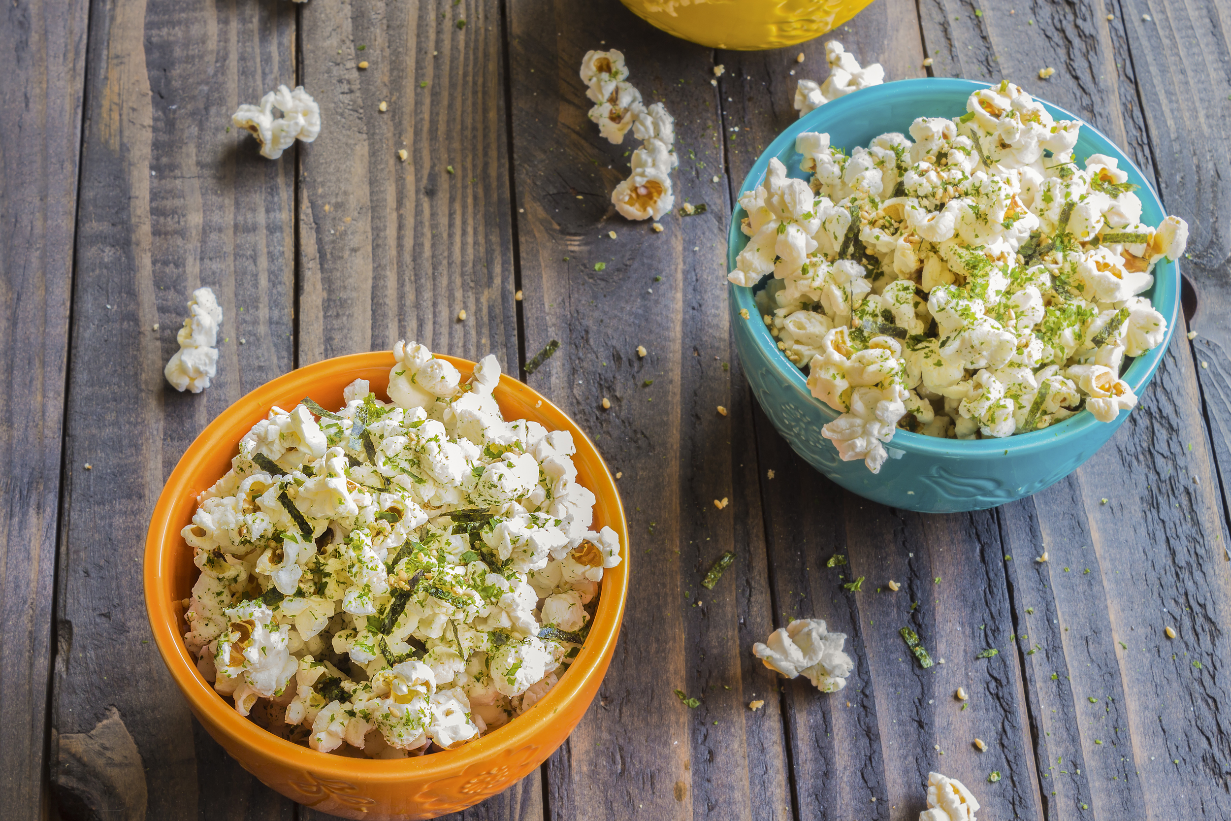 Japanese Kettle Corn