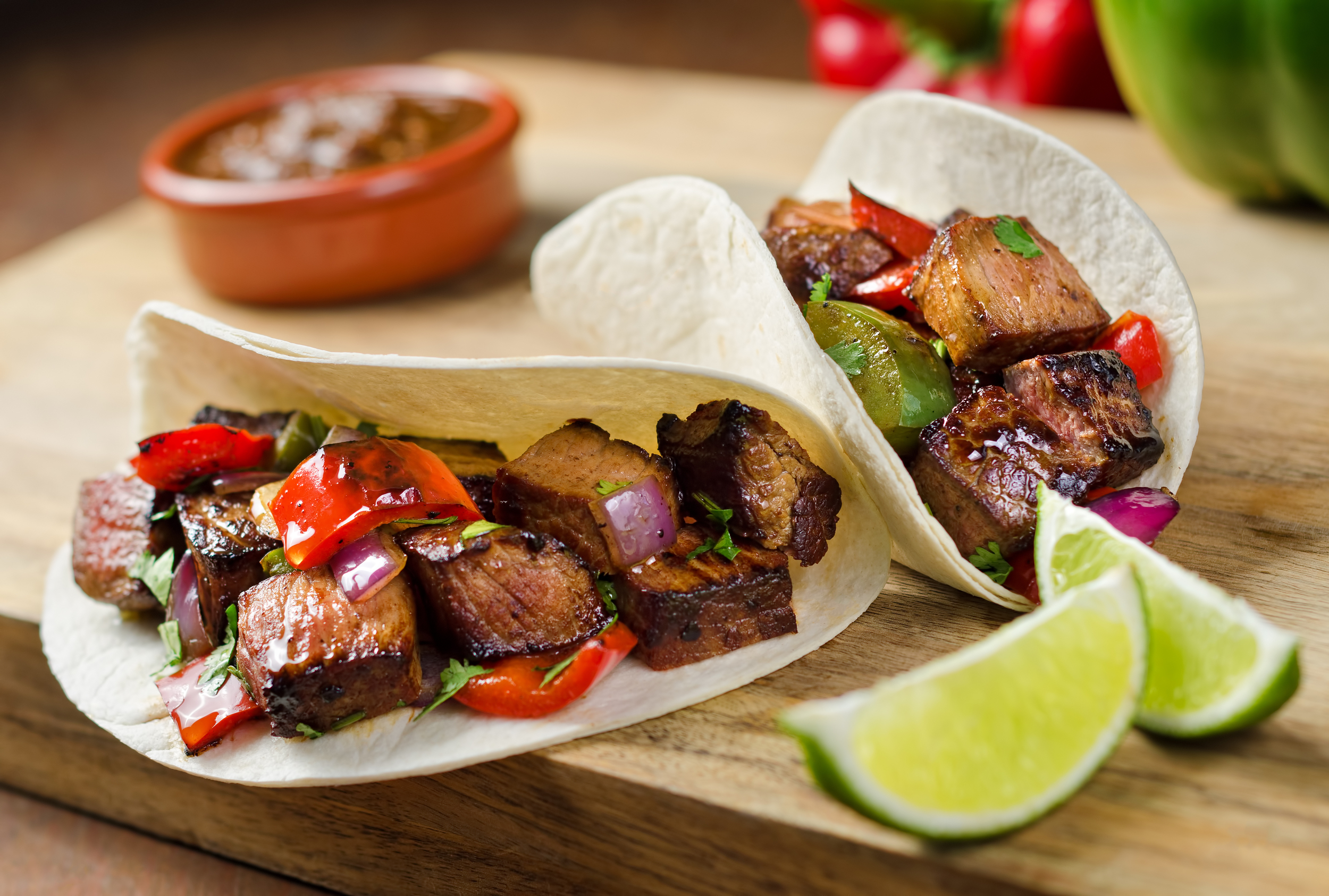 Beef (Tri-Tip) Tacos