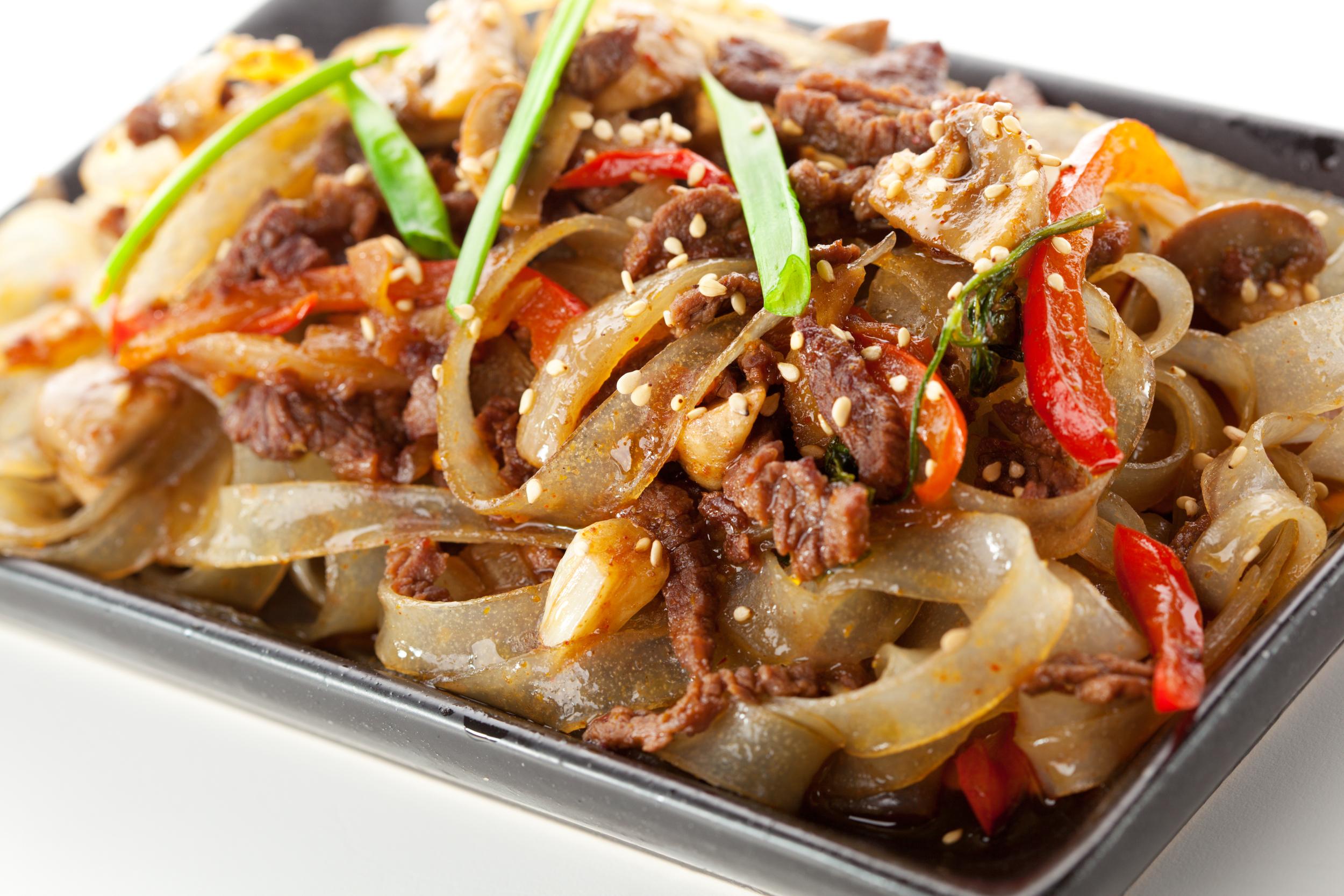 Spicy Beef Stir Fry
