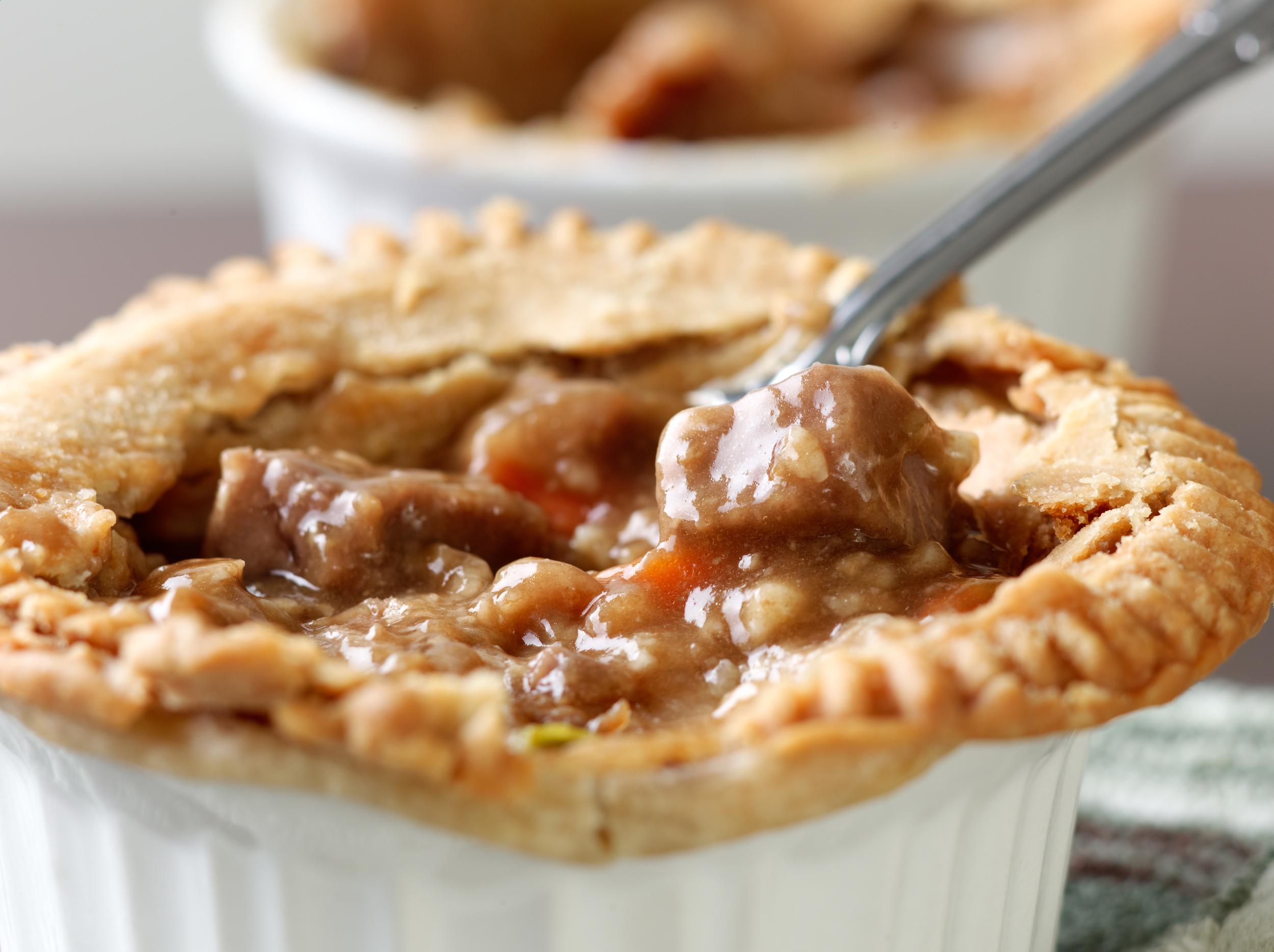 Beef Pot Pie