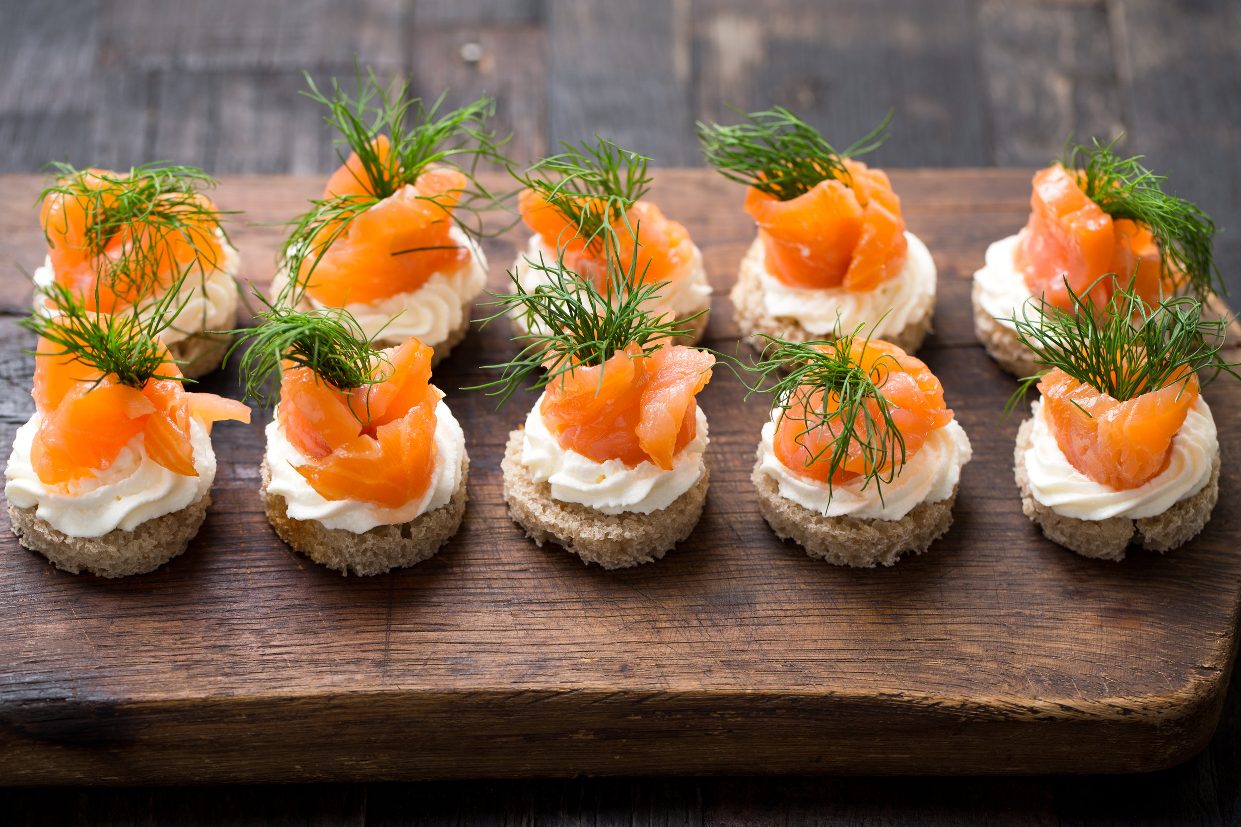 Mini Canapes with Smoked Salmon.jpg