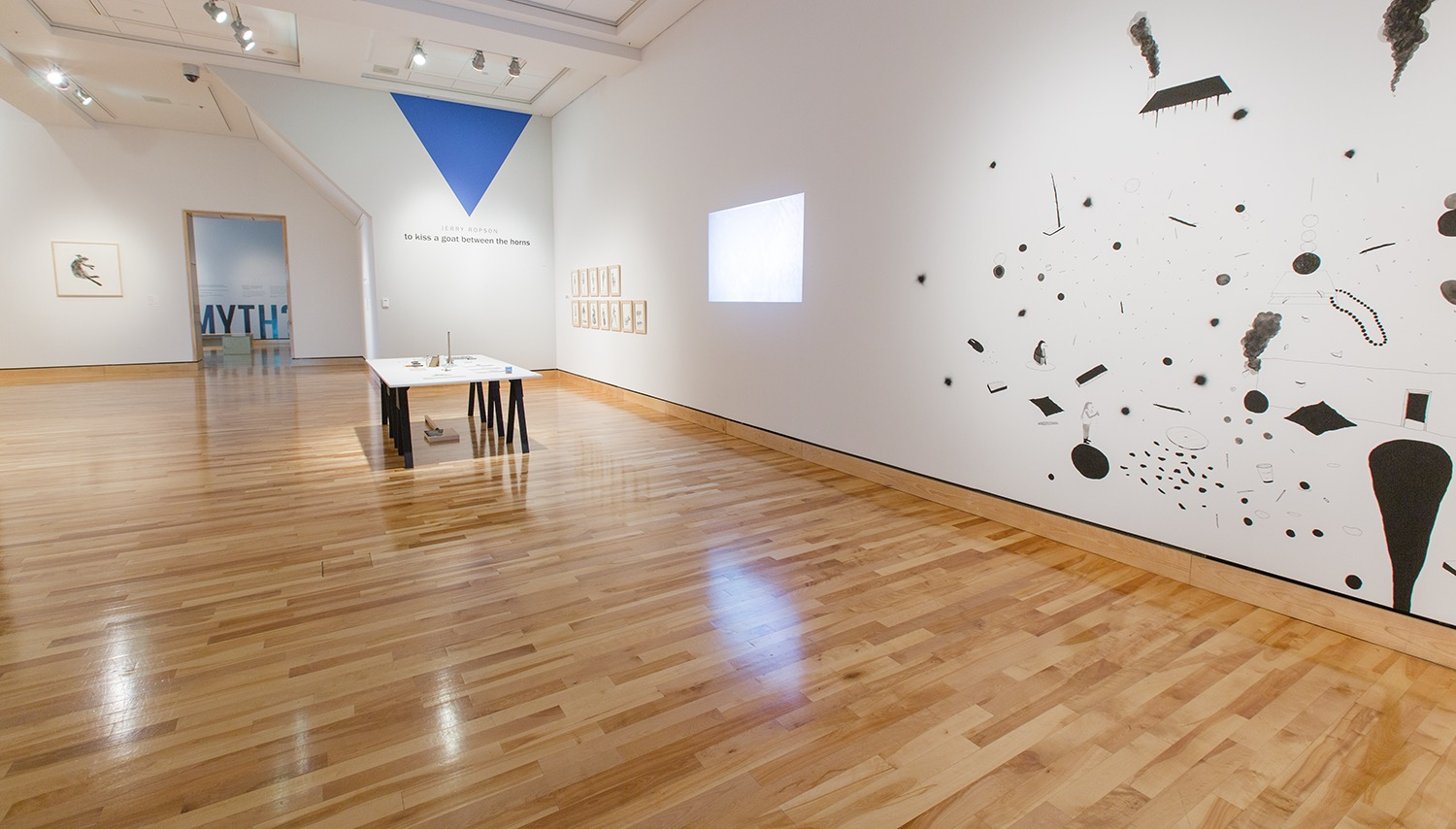 Curatorial text by Mireille Eagan, Curator of Contemporary Art, The Rooms Art Gallery