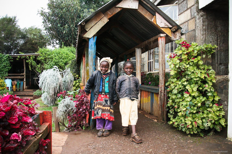 Limuru, Kenya, Limuru Children's Center  supporting at risk kids and orphans.