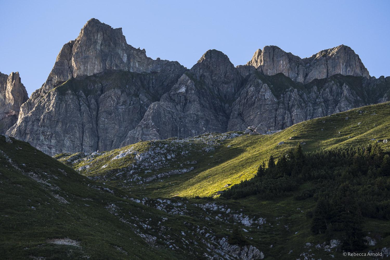 Peaks of Lech, Austria