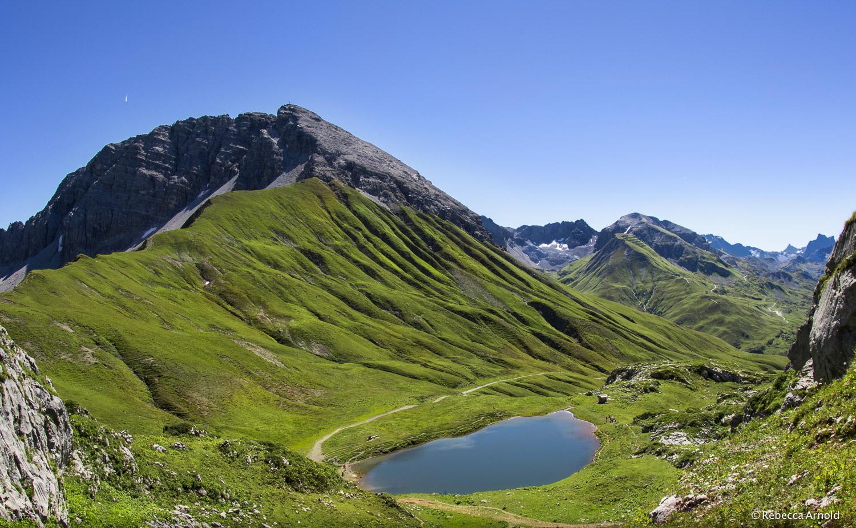 Alpen Pool, Austria