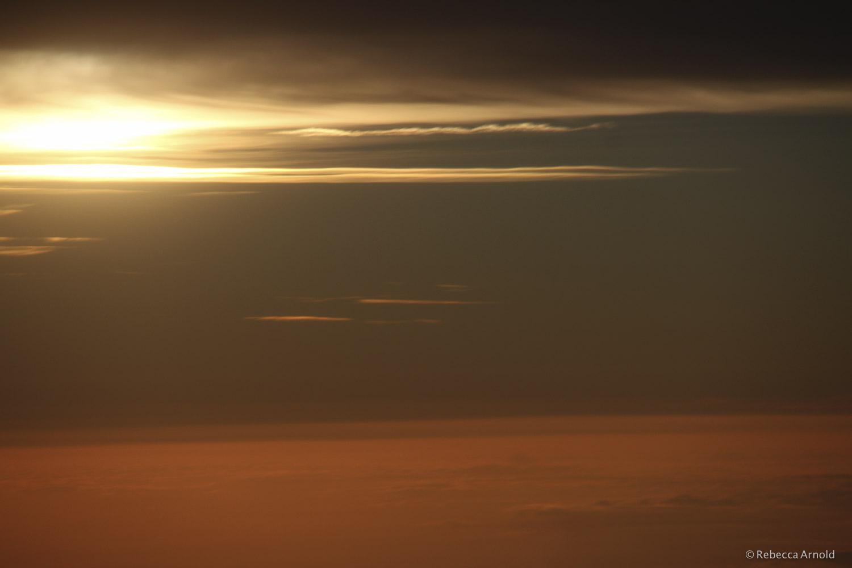 Sun Desert, Over USA