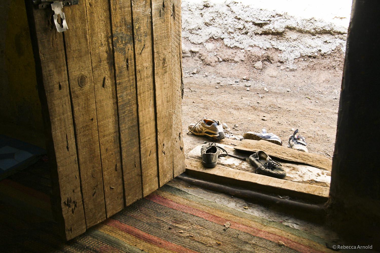 Kibera Classroom Shoes, Kenya
