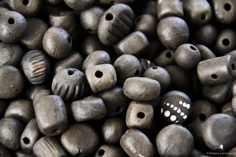 Clay Beads, Haiti