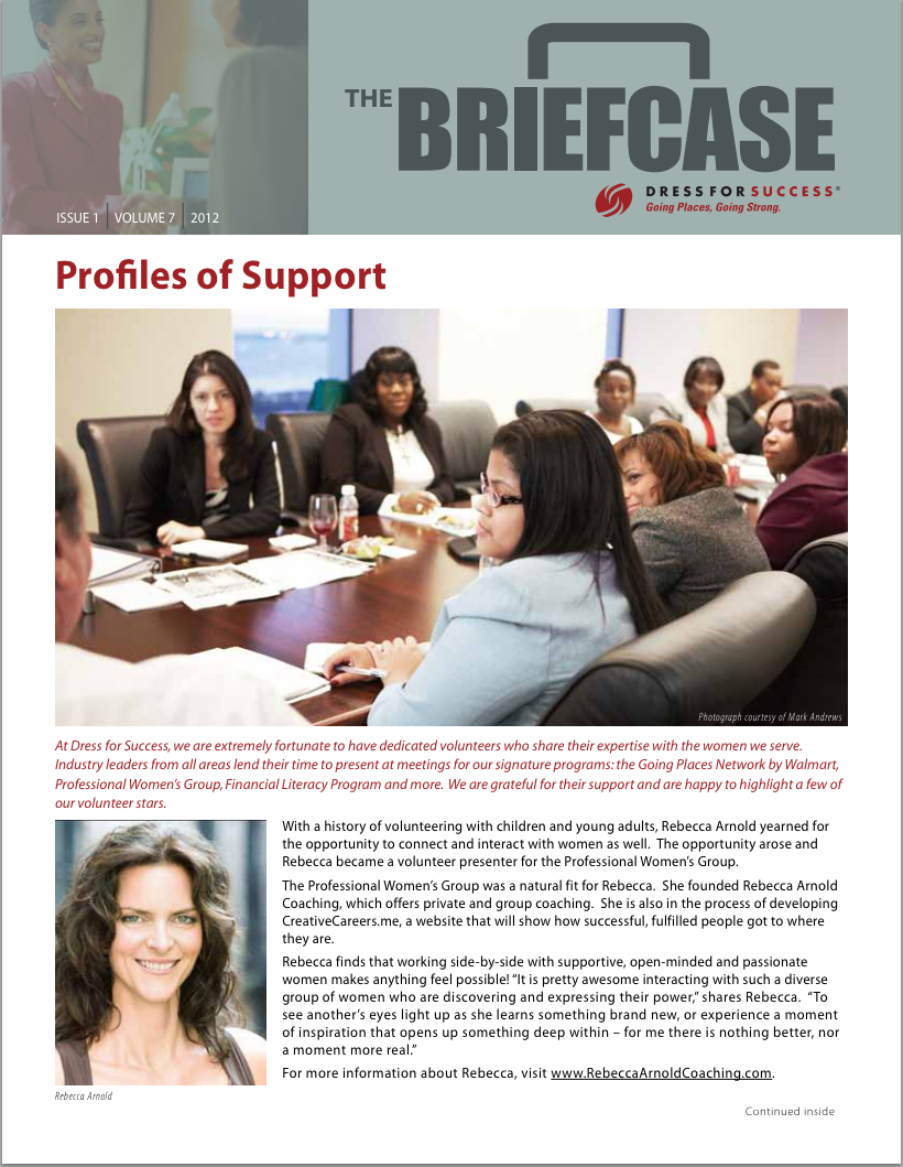 Dress For Success Newsletter.png volunteer