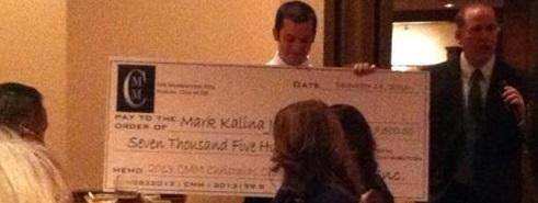 The Mark Kalina Jr. Grant