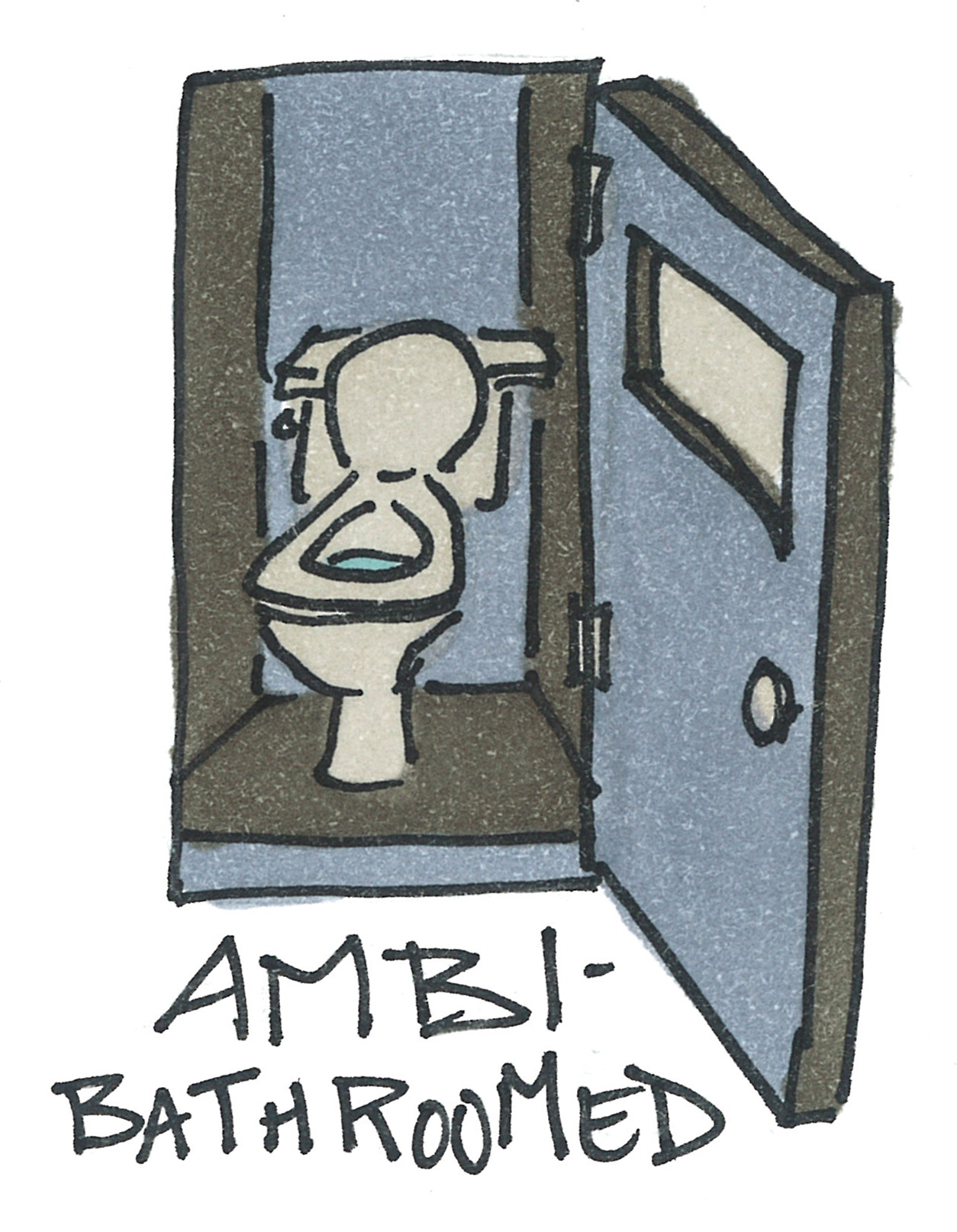 ambi-bathroomed