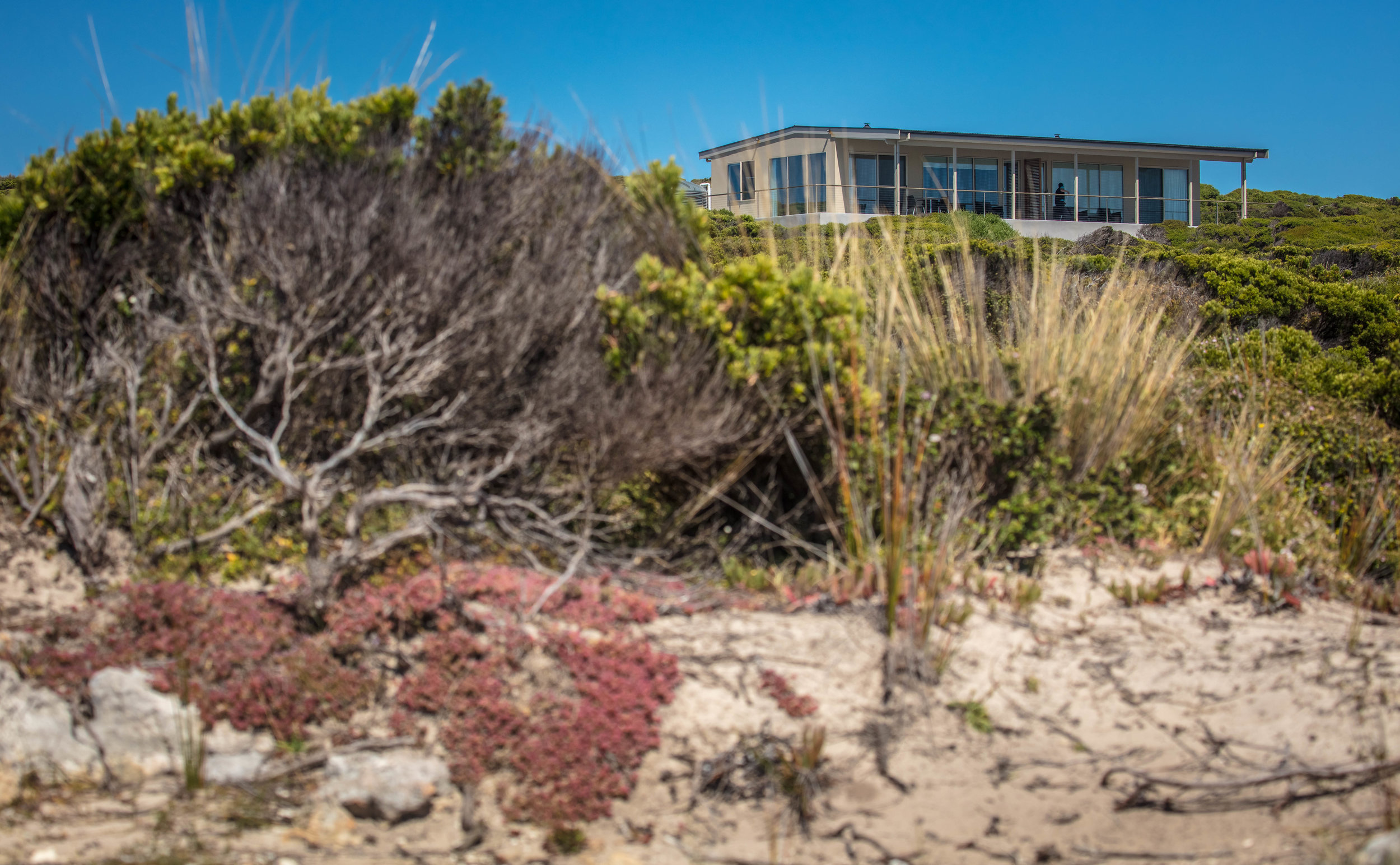 Kangaroo Island Accommodation at Hanson Bay