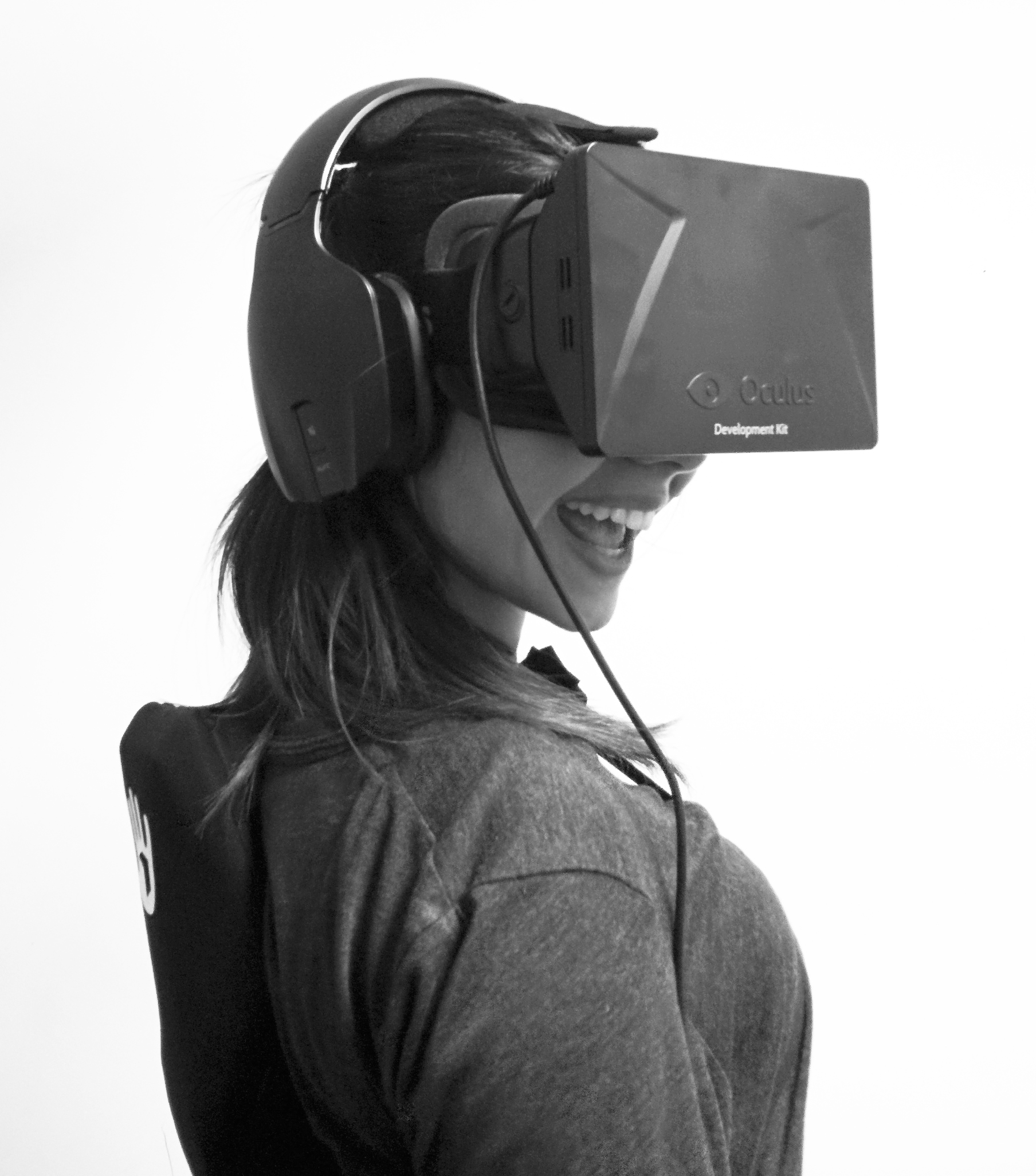 Virtual Haiku is a performance installation developed with  Unity 3D ,  Oculus Rift , and  SubPac M1 . 2013