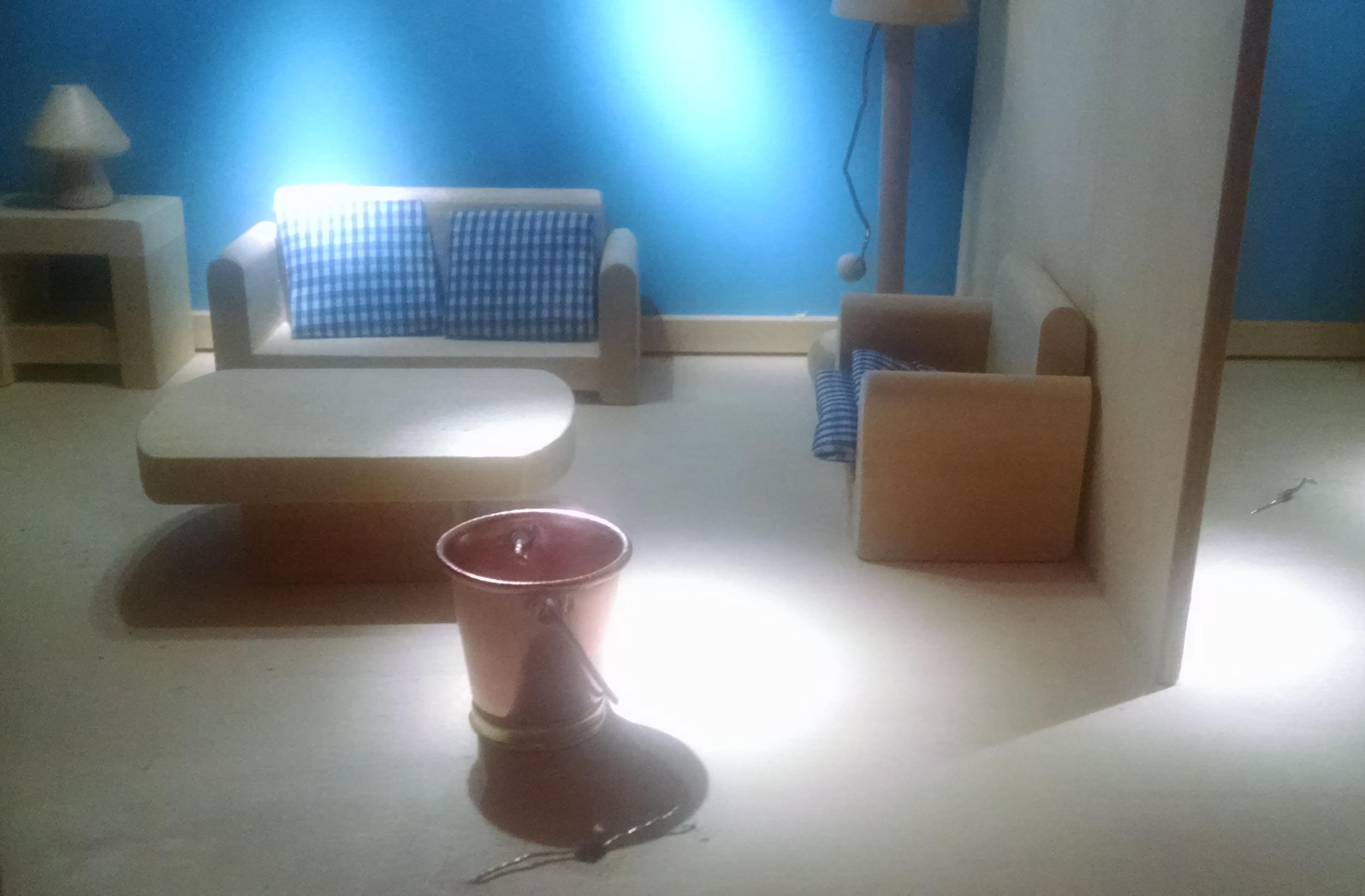 Housekeeping, Living Room
