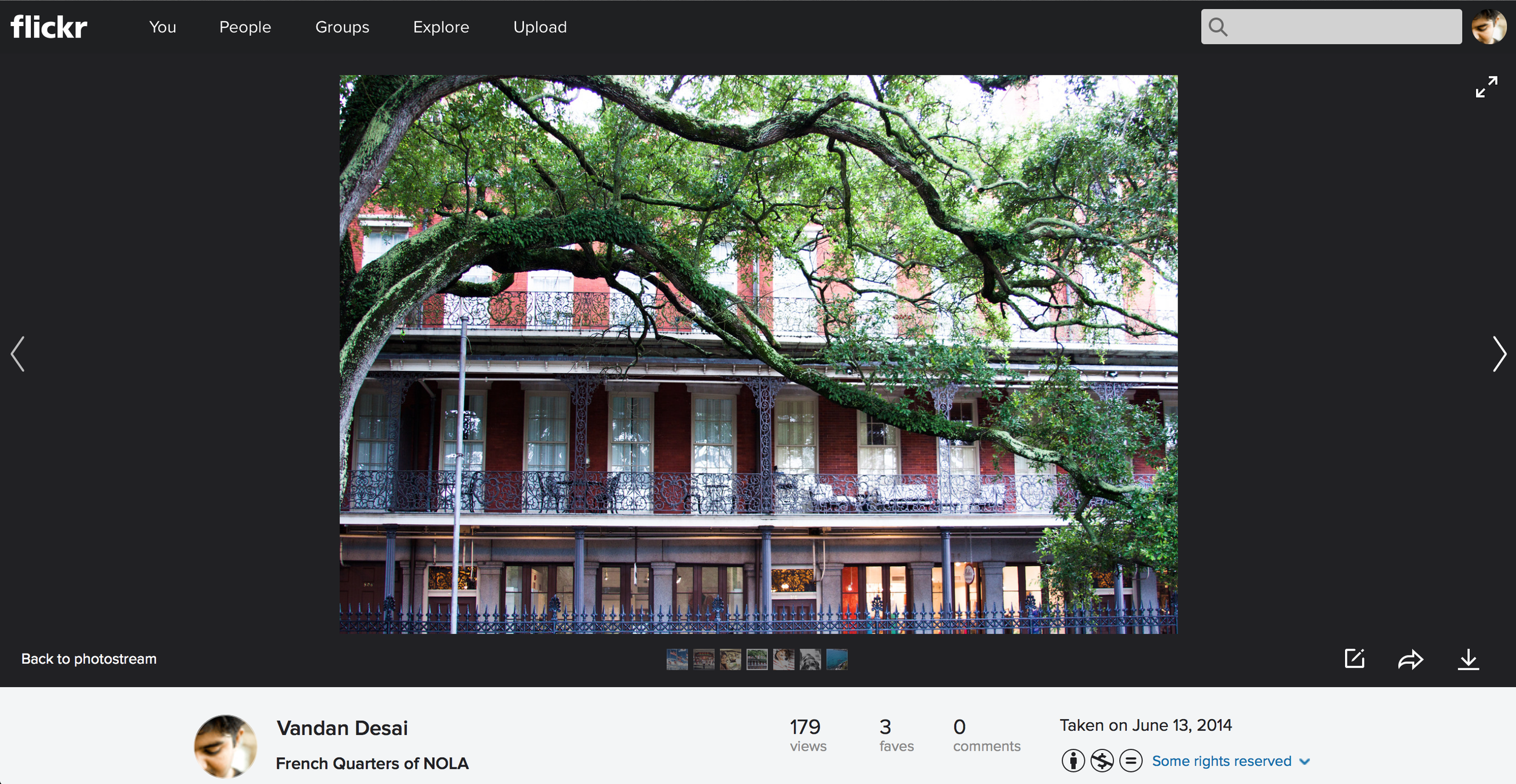 flickr-photo-experience