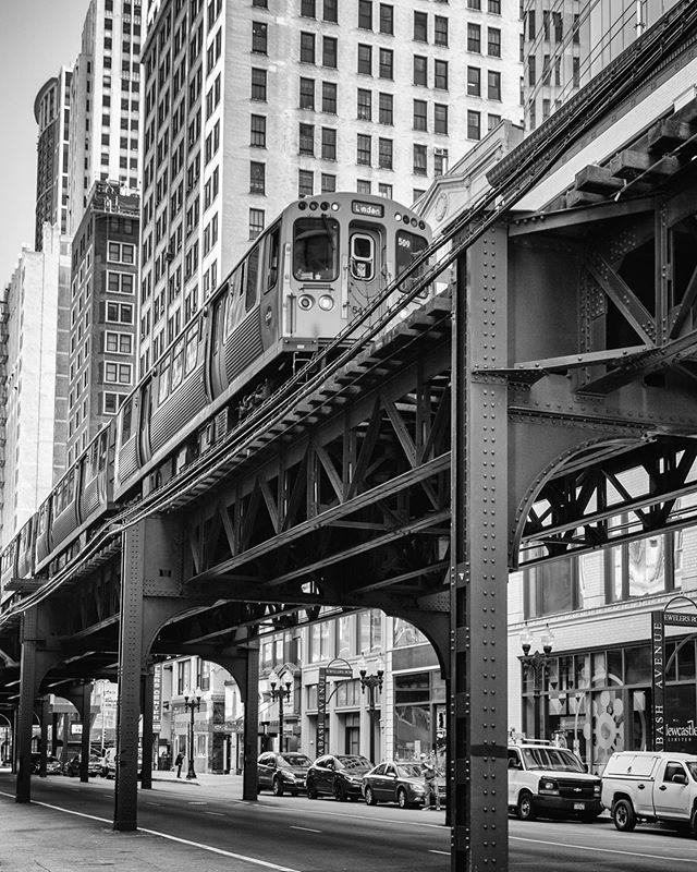Canon Archives . . #chicago #blackandwhite #nofilter #canon #canon5dmarkiii
