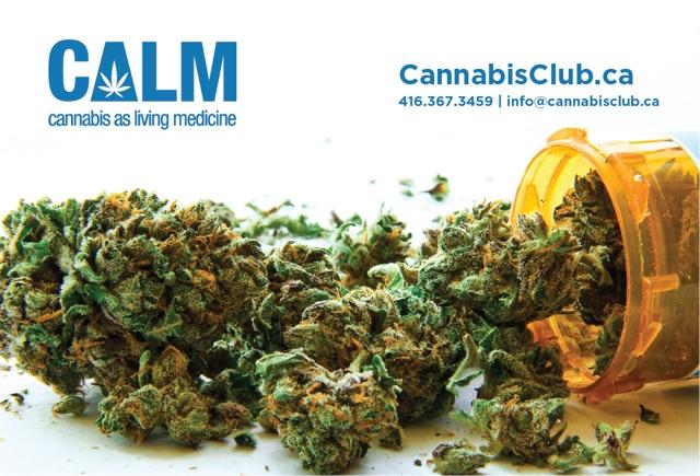 CALM; Cannabis As Living Medication