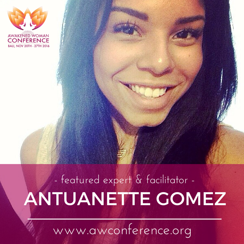 AW Conference Facilitator - Antuanette Gomez
