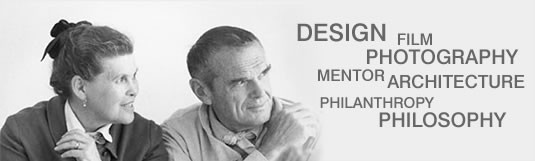 Charles and Ray Eames: The Architech and The Painter