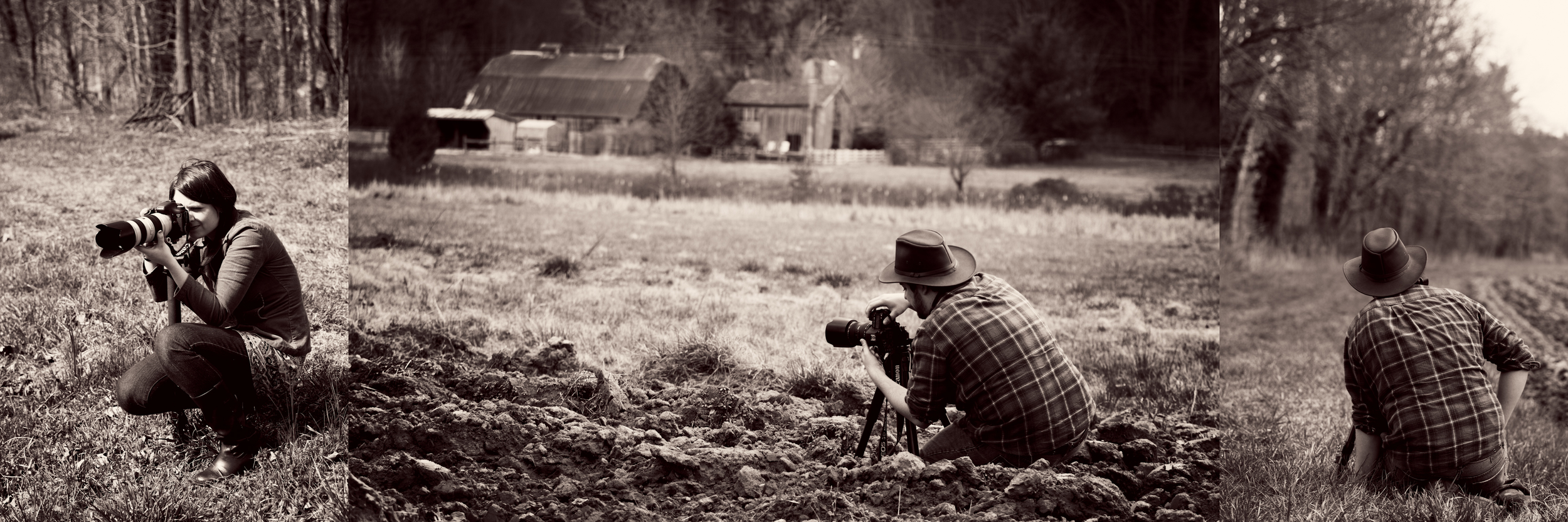 Revival Photography in the town of Valle Crucis