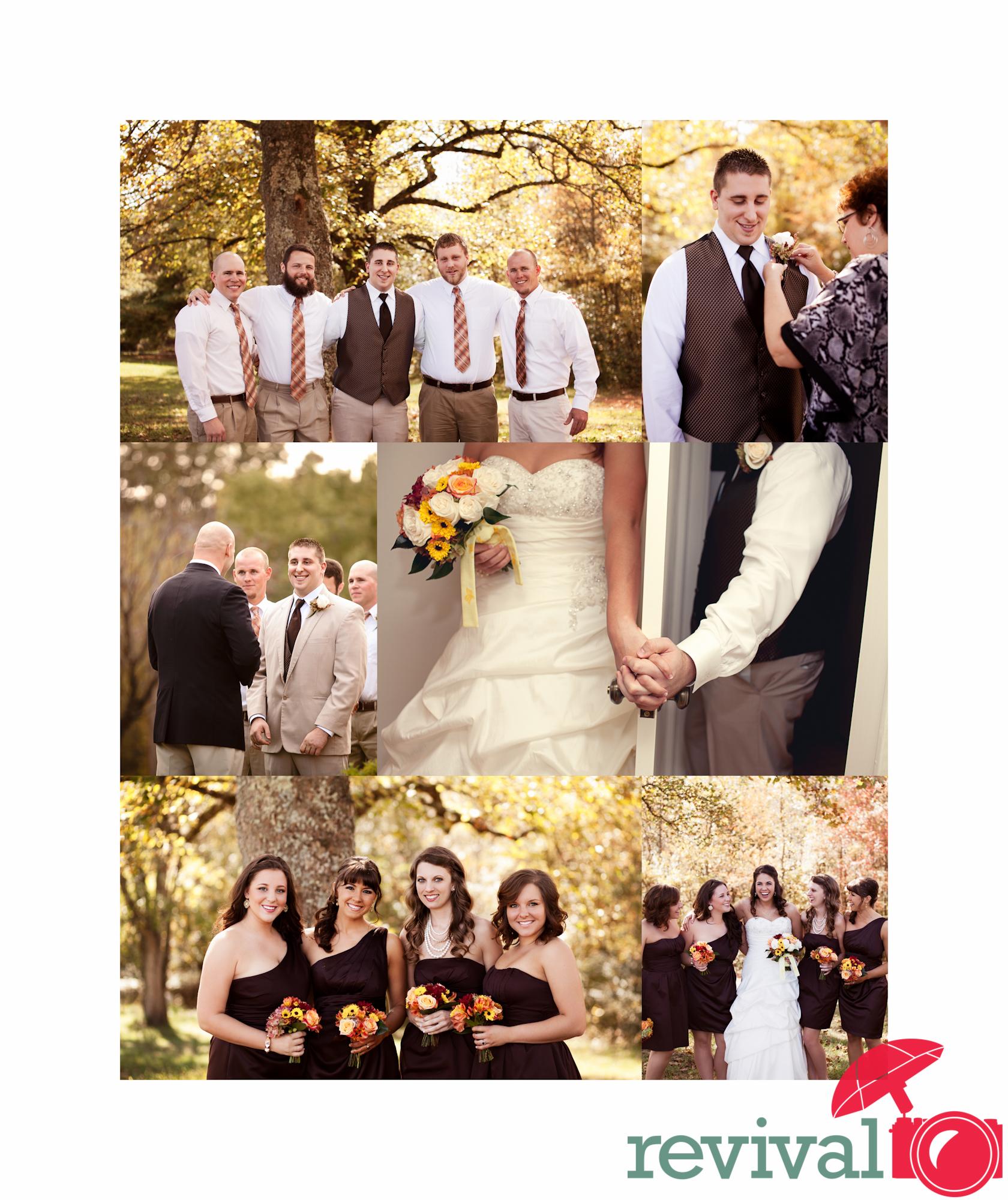 Wedding Photos by Revival Photography Jason and Heather Barr North Carolina Photographers
