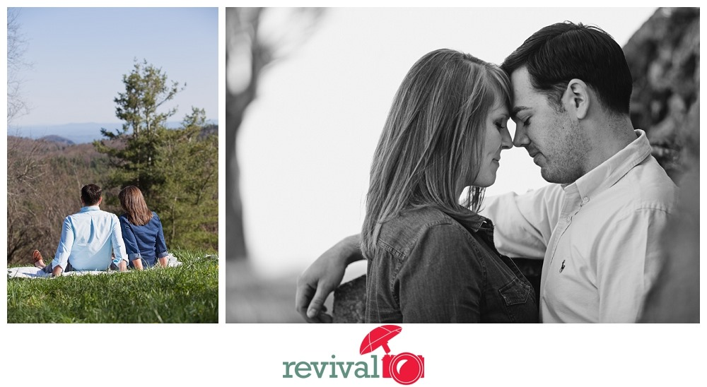 Engagement Session at Moses Cone Manor in the Blue Ridge Mountains Photos by Revival Photography Photo