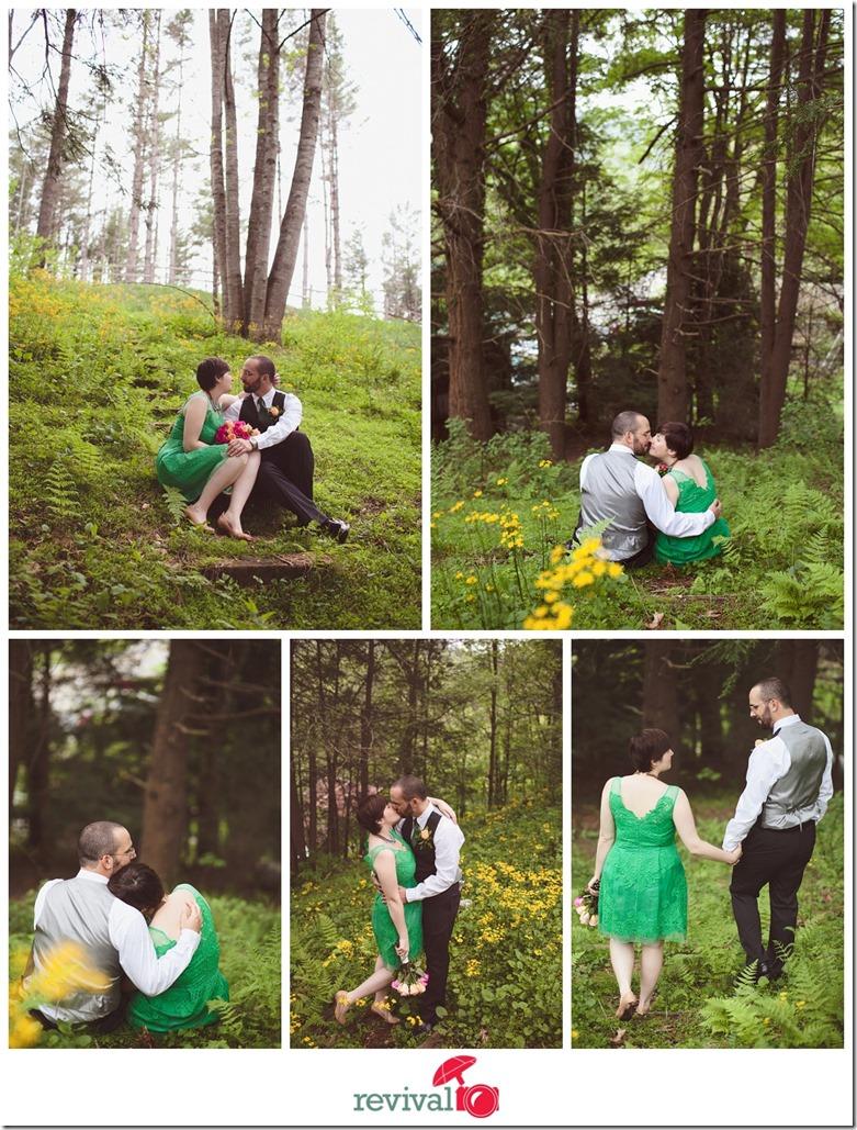 Elopement at The Mast Farm Inn Photos by Revival Photography NC Wedding Photographers Photo